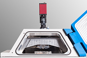 SPM product: high vacuum scanning probe microscope