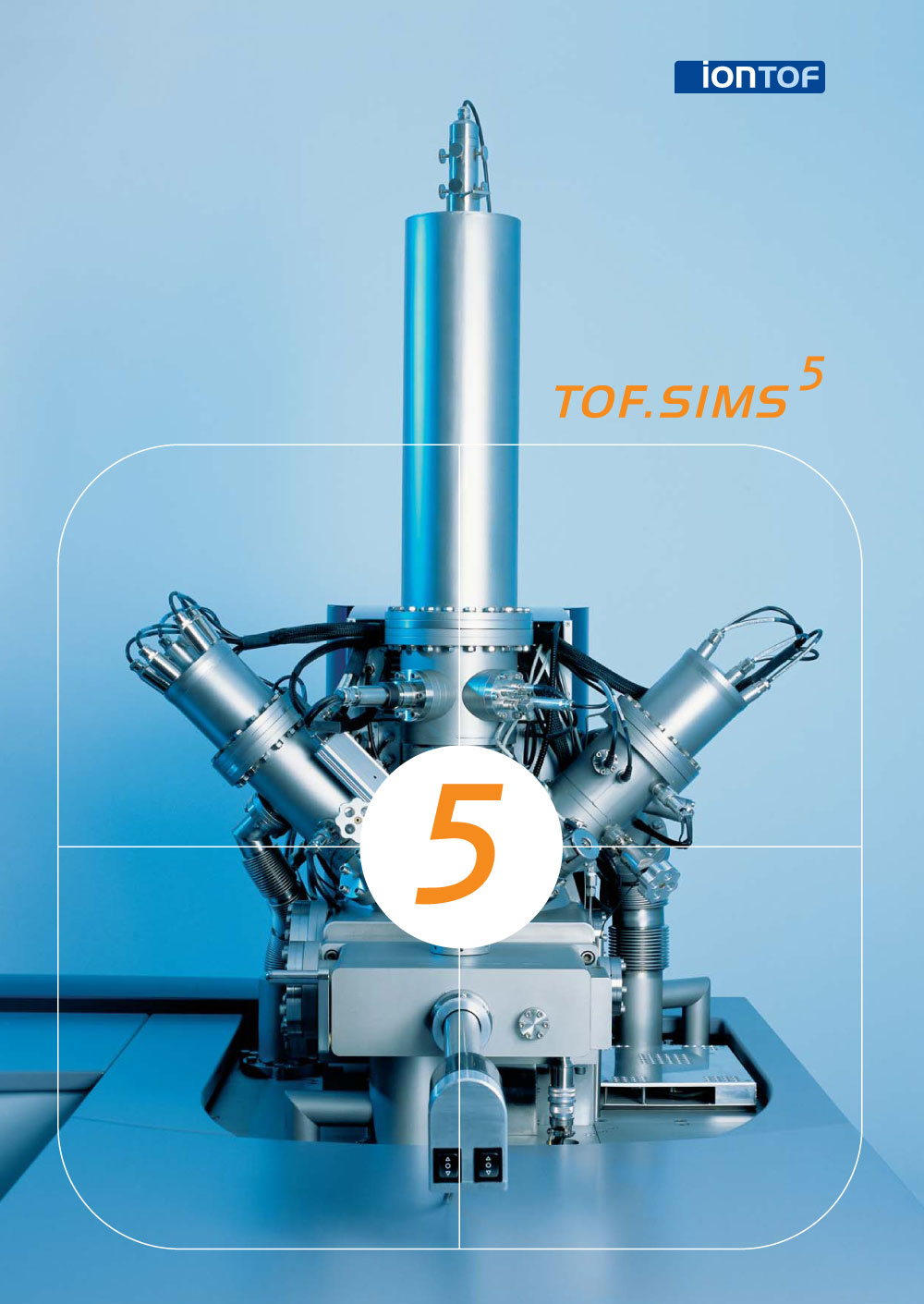 Cover Brochure TOF.SIMS 5 PDF file